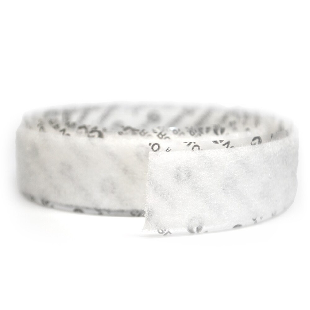 VELCRO® Brand Polyester Tape White Loop