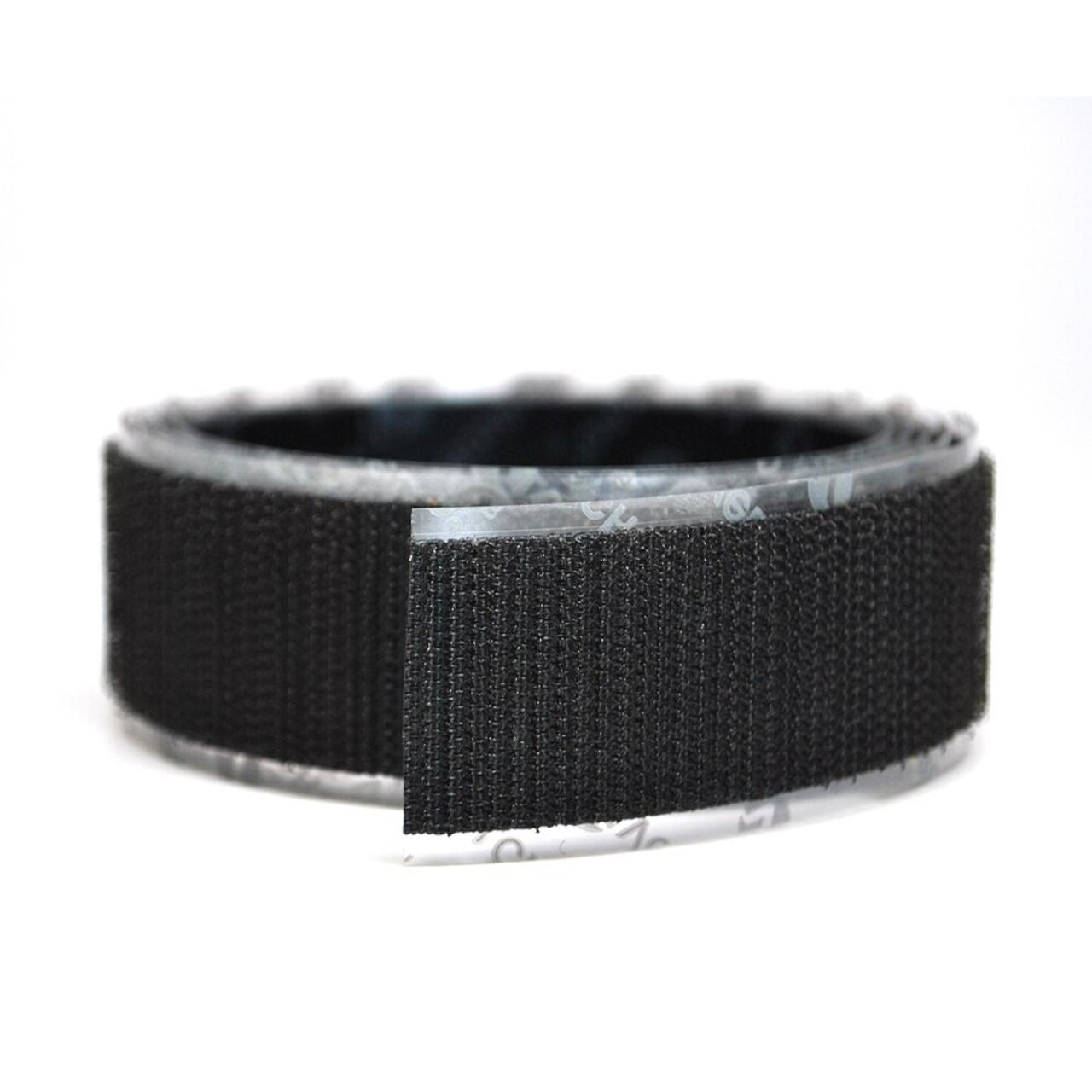 VELCRO® Brand Polyester Tape Black Hook / Velcro Fasteners