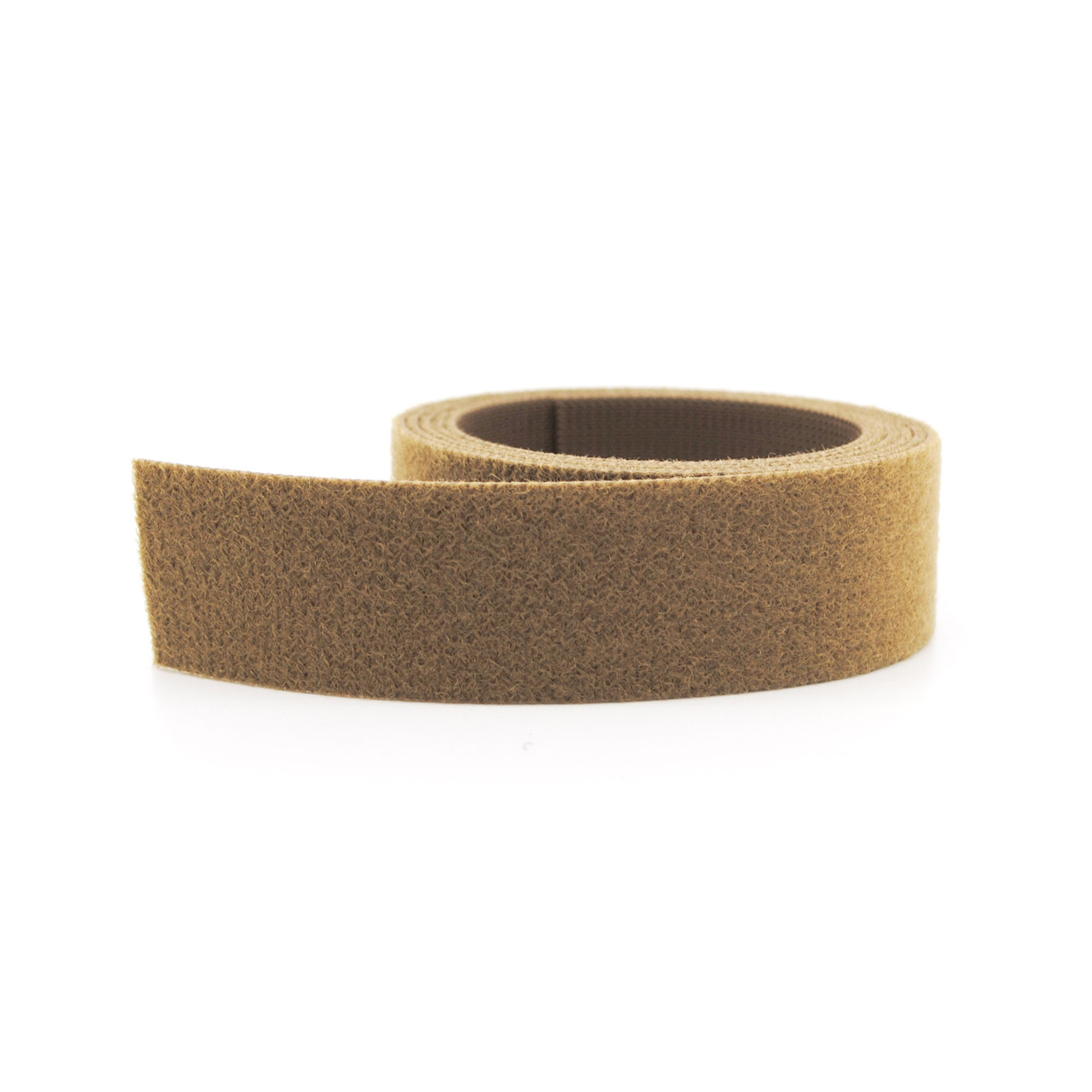 """VELCRO® ONE-WRAP® MIL SPEC Tape - 1"""" Coyote Brown/ Velcro Straps - Bundling Straps - Velcro Tie - Velcro Strap"""