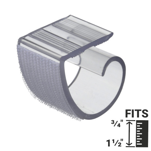 Multi-Clip® Table Skirting Clips with VELCRO® Brand Hook