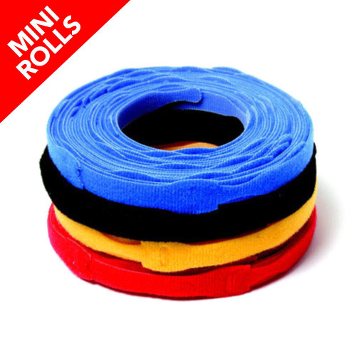 VELCRO ® Brand ONE-WRAP® Die-Cut Straps - Rolls of 10