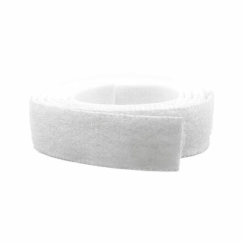 VELCRO ® Brand VELSTRETCH ® Elastic Loop White / Velcro Fasteners