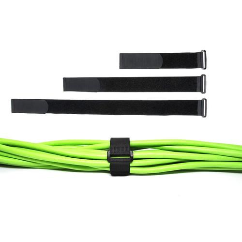 VELCRO ® Brand Straps - VELSTRAP® (No Grommet) / Velcro Straps - Bundling Straps - Velcro Tie - Velcro Strap