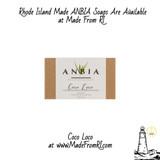 Rhode Island Made ANBIA Bar Soap At Made From RI