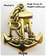 Made From RI - Where Hope Is Anchored