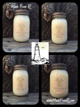 """What Does Made From RI Suggest For That """"Fall"""" Feel? Candles!"""