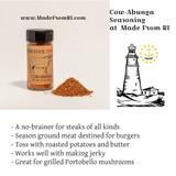 Cow-Abunga Seasoning - A Bold And Salty Shake At Made From RI