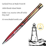 Garland Pens - The One We Did Not Want To Write