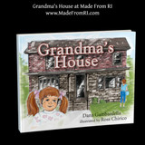The Comfort Of Grandma's House. A Rhode Island Children's Author Feature
