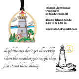 Stand And Shine As A Lighthouse at Made From RI