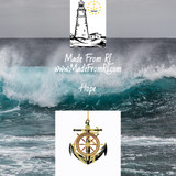 Made From RI - What is the meaning of the Anchor?