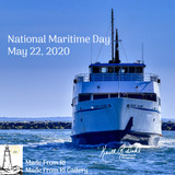 Made From RI on National Maritime Day - May 22, 2020