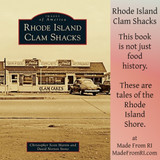 Rhode Island And Clam Shacks - Together at Made From RI