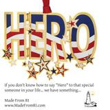 """Ways To Express """"Hero"""" at Made From RI"""