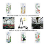 Window Thermometers - Made From RI