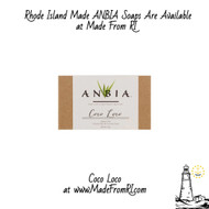Rhode Island Made ANBIA Bar Soap At Made From RI