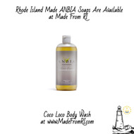 Rhode Island Made ANBIA Body Wash At Made From RI