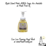 Rhode Island Made ANBIA Foaming Hand Wash At Made From RI