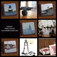 Made From RI Photo Coasters: An Origin Story