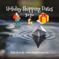 2020 Holiday Made From RI Shipping Dates