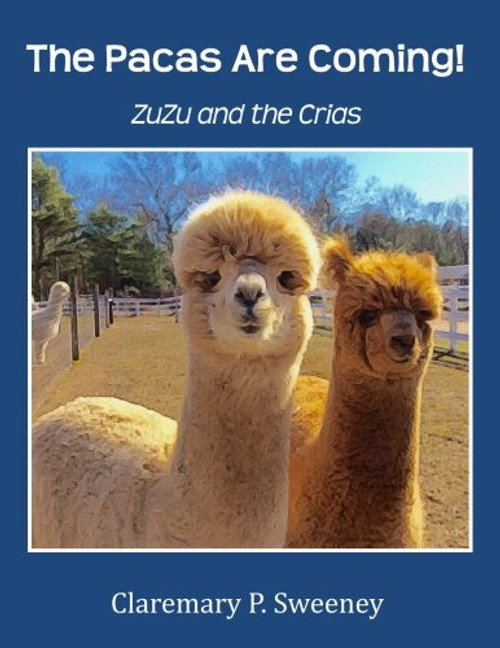 The Pacas Are Coming- Childrens Book