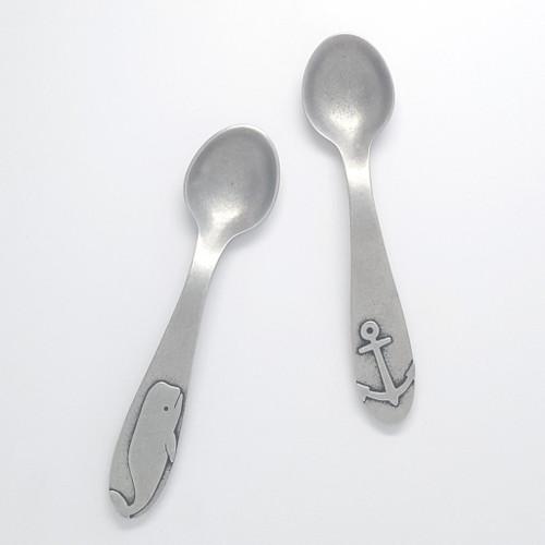 Nautical Baby Spoons