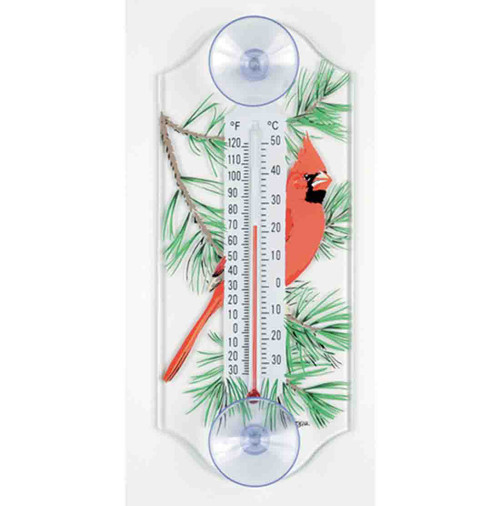 Window Thermometer- Acrylic