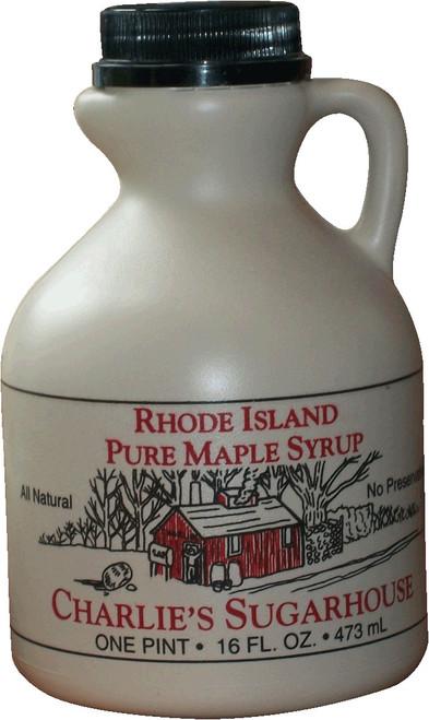 Rhode Island Maple Syrup 16 oz Jug