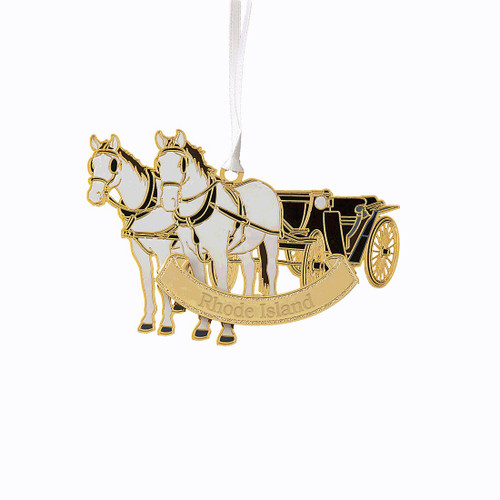 Horse Drawn Carriage - Rhode Island