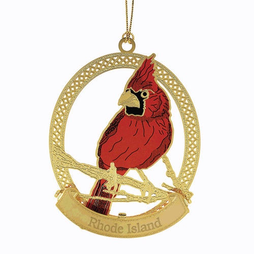 Cardinal- Rhode Island