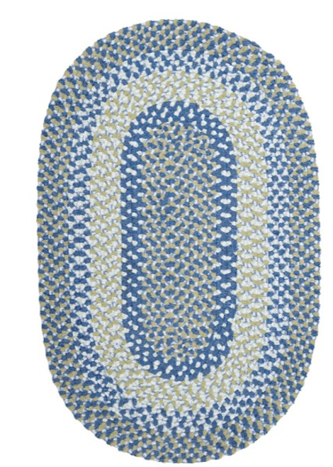 Colonial Mills Blokburst Rug Ð Blueberry Pie