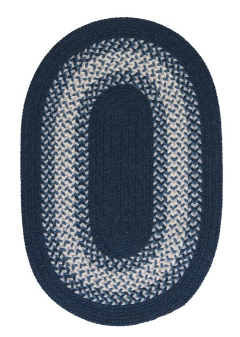 Colonial Mills North Ridge Rug Ð Navy