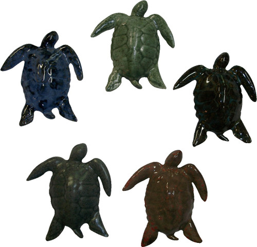 Ceramic Turtles