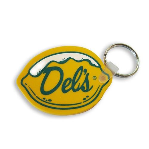 Del's Logo Keychain