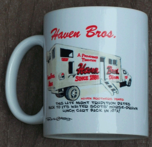 Rhode Island Icons Series Mug-Haven Brothers