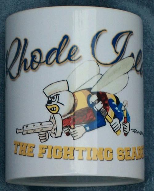 Rhode Island Icons Series Mug-Seabee