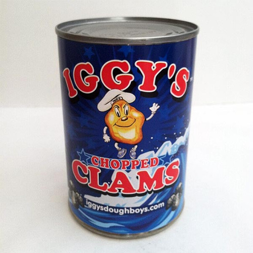 Iggys Chopped Clams