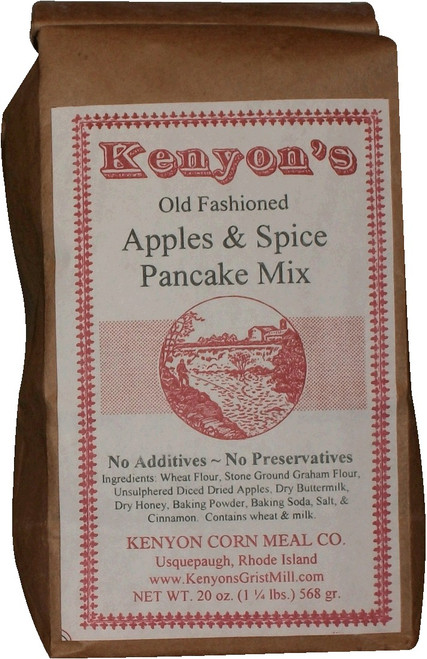 Apples & Spice Pancake Mix 20 oz Bag