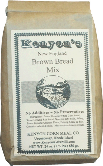 Brown Bread Mix 24 oz Bag