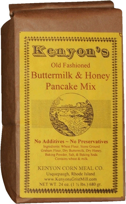 Buttermilk & Honey Pancake Mix 24 oz Bag