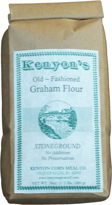 Graham Flour 24 oz Bag