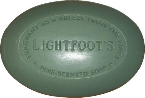 Lightfoots Pine Soap