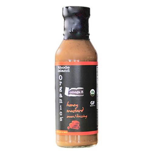Omega-3 Dressing - Honey Mustard - 12 oz