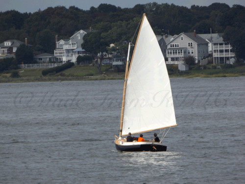 Catboat Providence River
