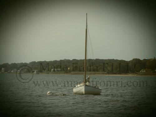 Classic Catboat