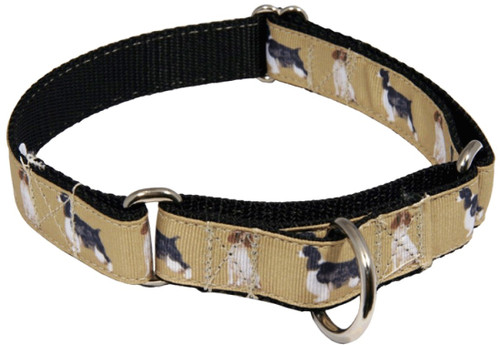 Martingale Collar - Springer Spaniel