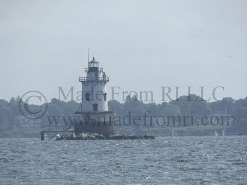 Conimicut Light Smoky South West