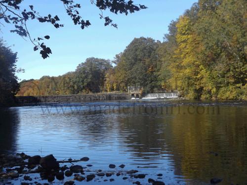 Fall On The Blackstone River