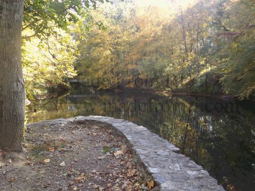Filtering Light Blackstone Canal