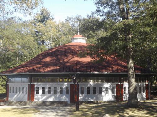 Goddard Carousel Building